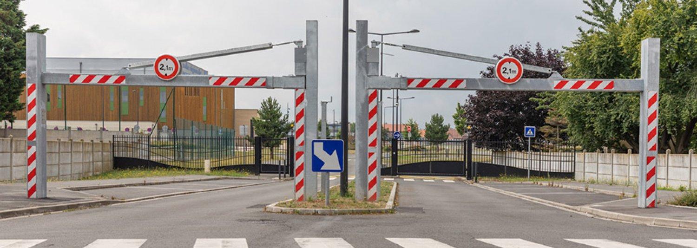 Des produits innovants pour interdire ou restreindre les stationnements sauvages